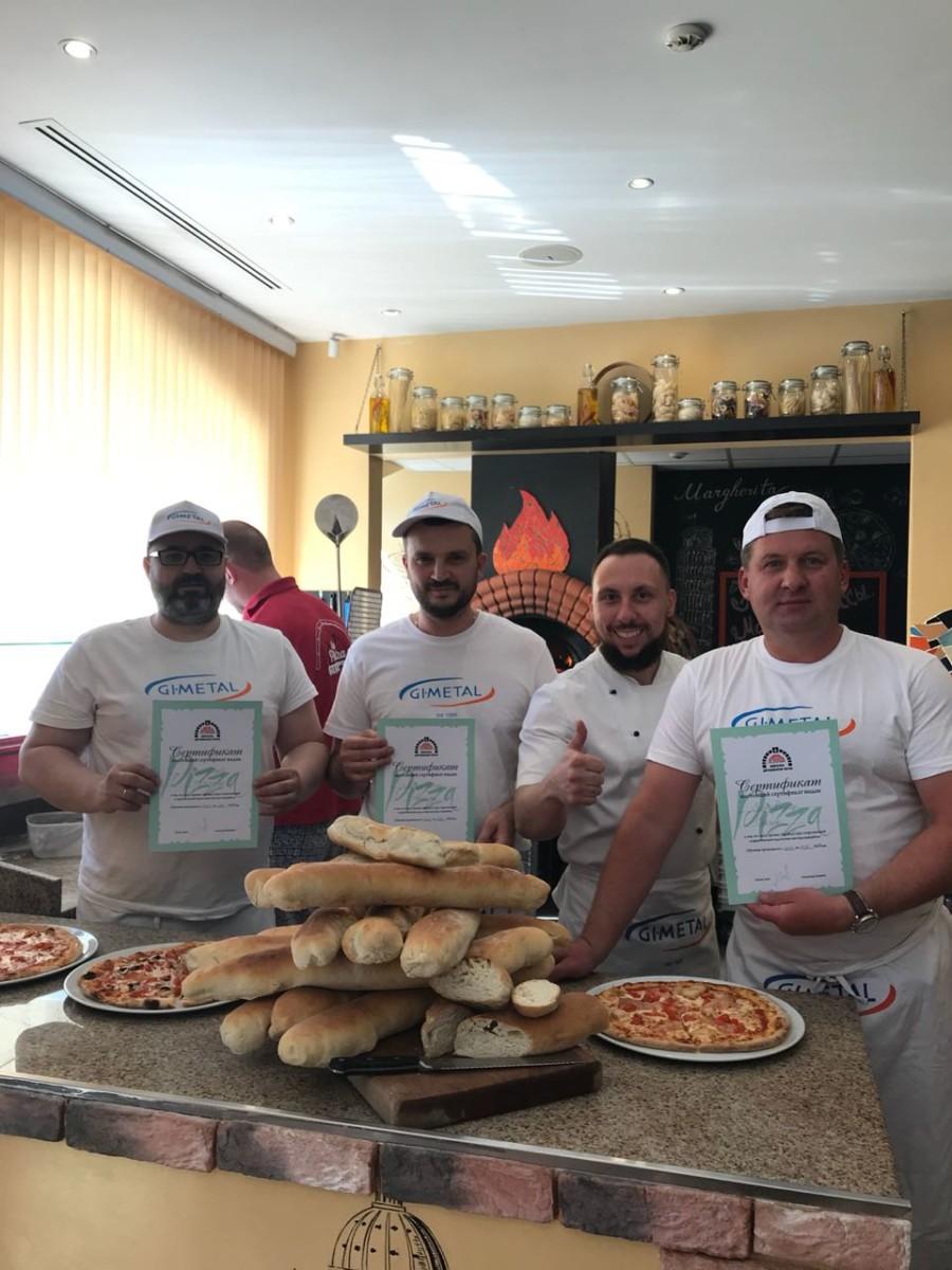 Обучение пиццайоло в Москве