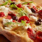 Пицца из помпейской печи