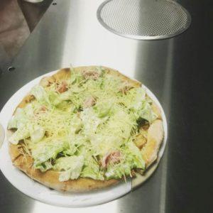 Пицца от курсантов Владивостока