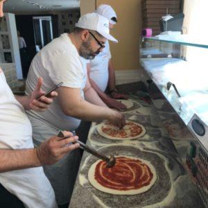 Работа пиццайоло