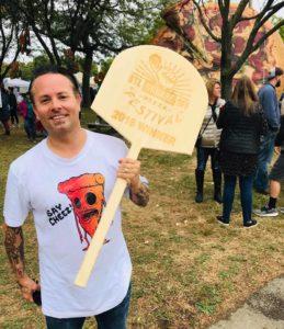 Встречайте Тони Джеминьяни — 12-ти кратный чемпион мира по пицце