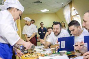 Результаты отборочного этапа по ЮФО чемпионата России по пицце