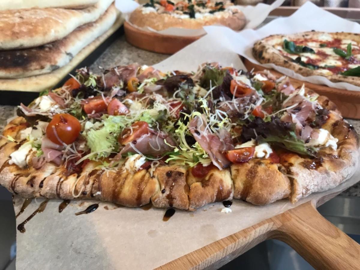 Трендовая римская пицца