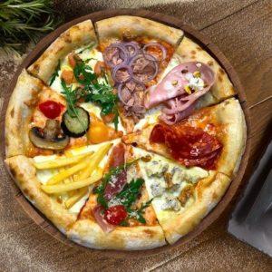Конструктор пиццы в Бамбинополе