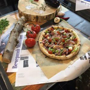 Пицца которую теперь можно отведать в Магадане