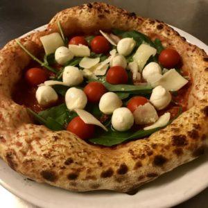 Разновидность неаполитанской пиццы