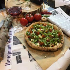 ТТК на пиццу составляли на выезде