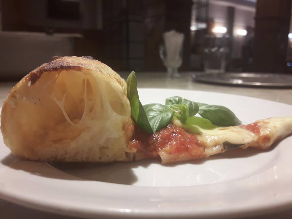 Тесто неаполитанской пиццы