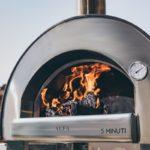 Домашняя печь для пиццы