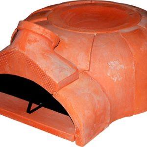Конструктив печи из огнеупорного материала