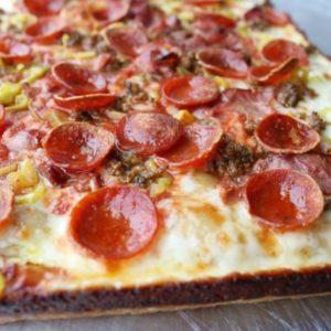 Детройская американская пицца