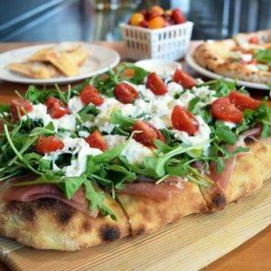 Прямой эфир – тариф «Зритель»: Римская пицца