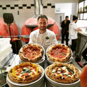 Live stream с Марко Фусо: готовим классическую пиццу с 68% гидратации