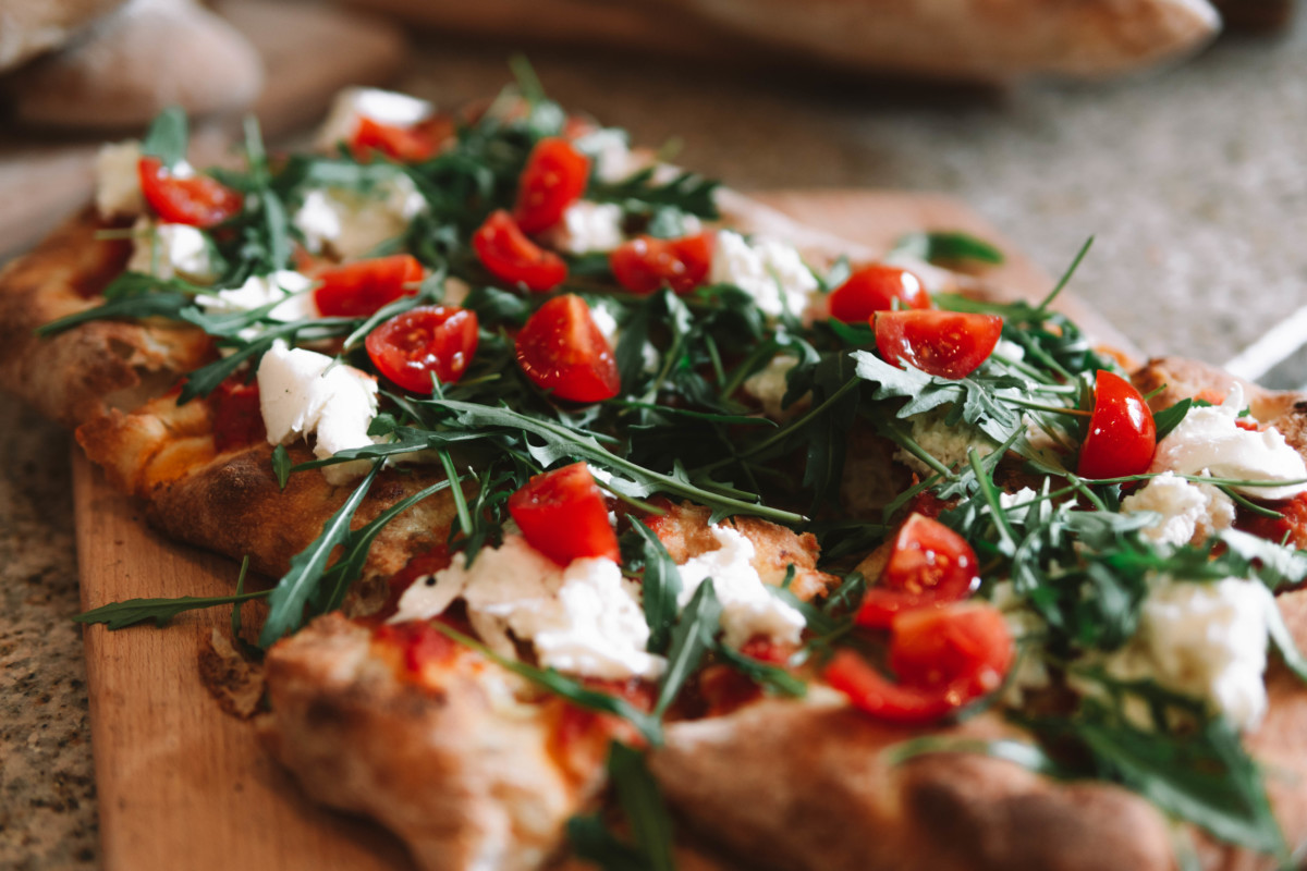 Римская пицца