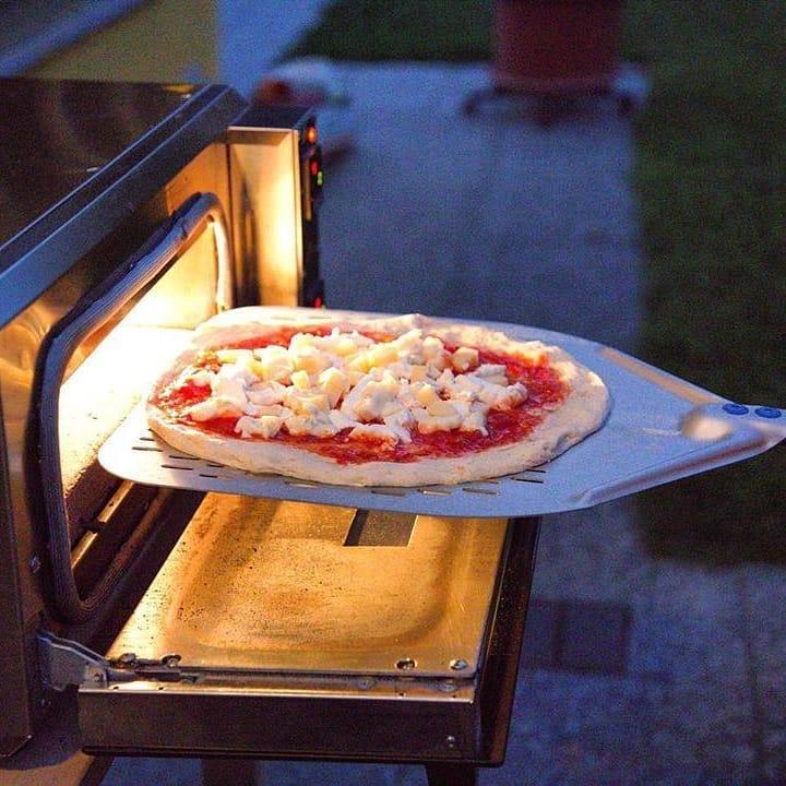 Домашняя пицца печь