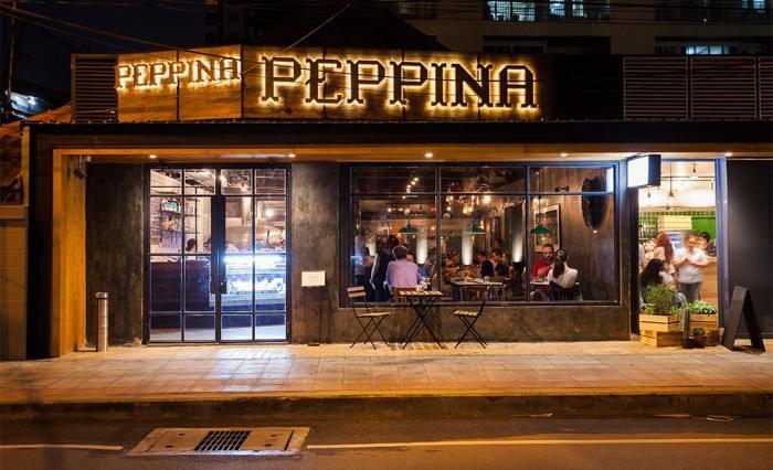 Таиландская сеть Peppina