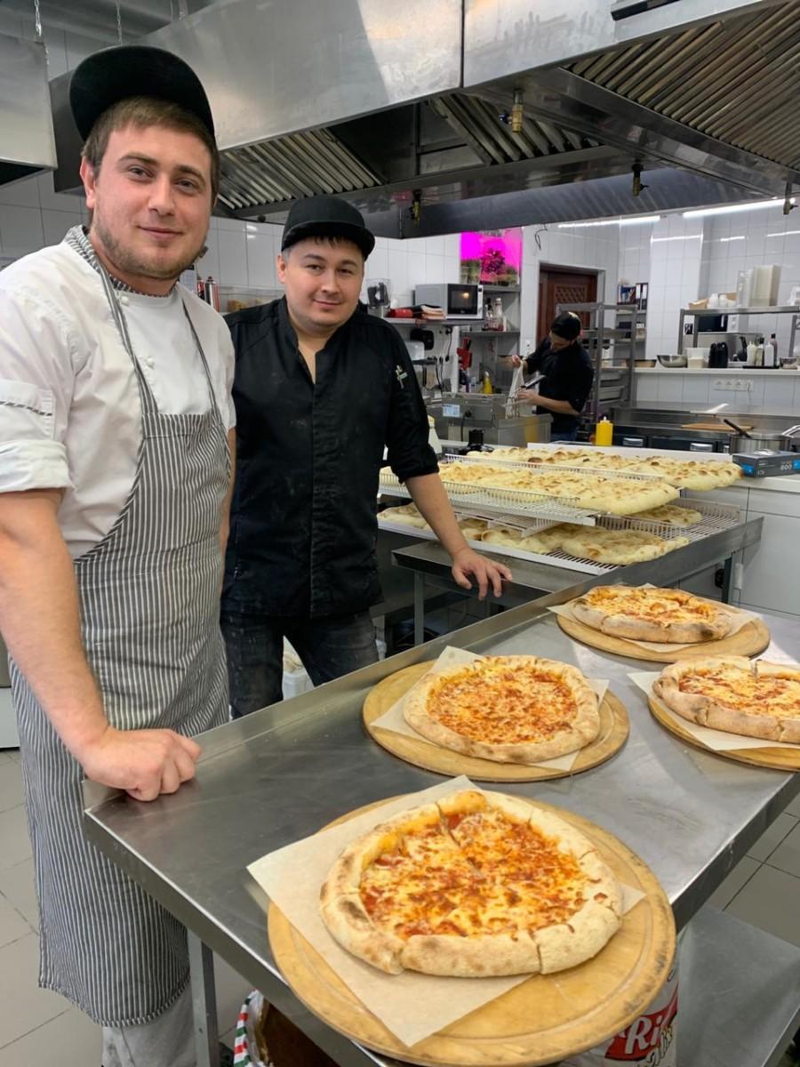 Выездное обучение в Ставрополе - Неаполитанская пицца