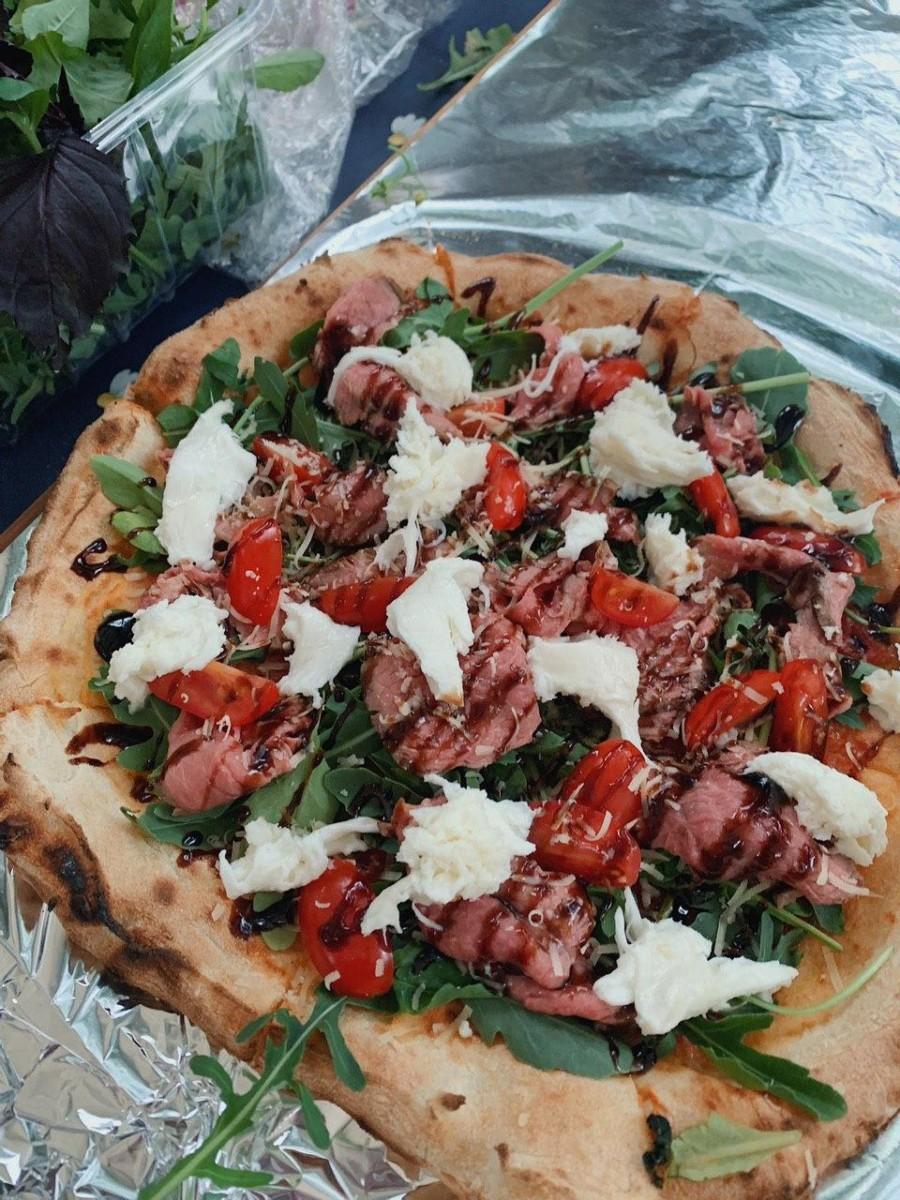 Неполитанская пицца