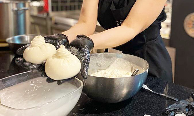 Мастер-класс по сыроварению
